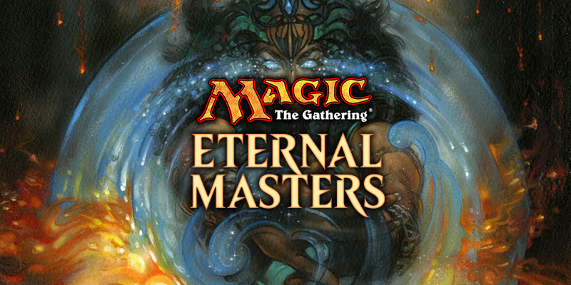 Eternal Masters Review Header