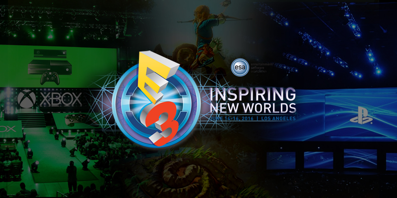 E3 2016 header